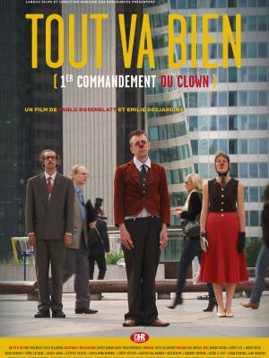 sortie dvd  Tout Va Bien - 1er Commandement Du Clown