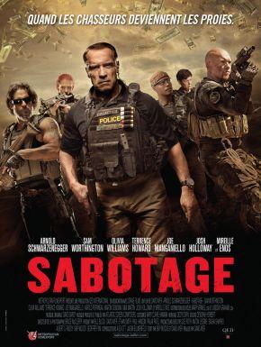 Sabotage DVD et Blu-Ray