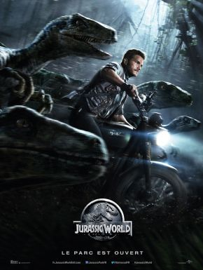 Sortie DVD Jurassic World