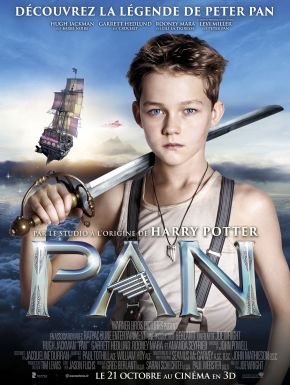 Pan DVD et Blu-Ray