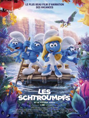 Sortie DVD Les Schtroumpfs Et Le Village Perdu