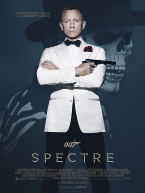 Sortie DVD 007 Spectre