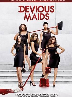 sortie dvd  Devious Maids Saison 1