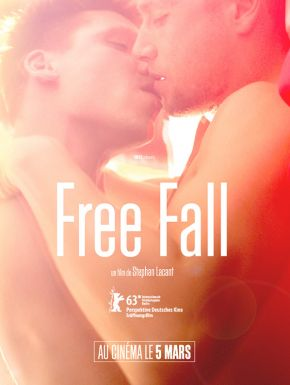 Jaquette dvd Free Fall