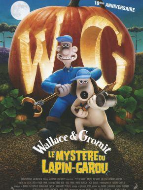 DVD Wallace et Gromit - Le Mystère du lapin-garou