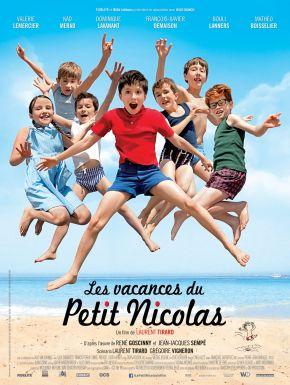 Les Vacances Du Petit Nicolas DVD et Blu-Ray