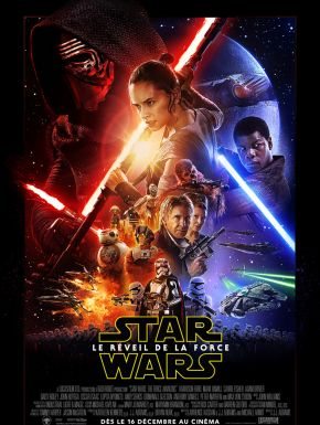 Jaquette dvd Star Wars : Le Réveil De La Force