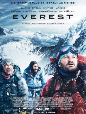 Jaquette dvd Everest