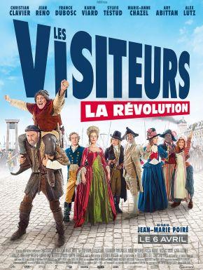 DVD Les Visiteurs, La Révolution