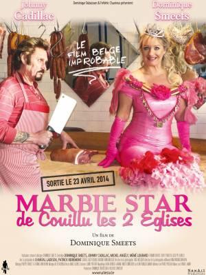 sortie dvd  Marbie Star De Couillu Les 2 Églises