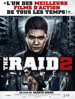 sortie dvd	  The Raid 2
