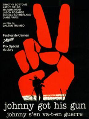 Sortie DVD Johnny S'en Va-t-en Guerre
