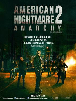 DVD American Nightmare 2: Anarchy