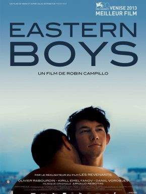 Eastern Boys DVD et Blu-Ray