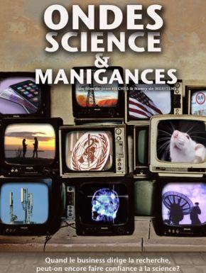 Jaquette dvd Ondes Science Et Manigances