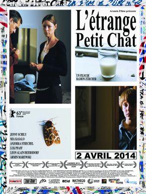 sortie dvd  L'Etrange Petit Chat