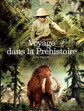 Voyage dans la préhistoire DVD et Blu-Ray