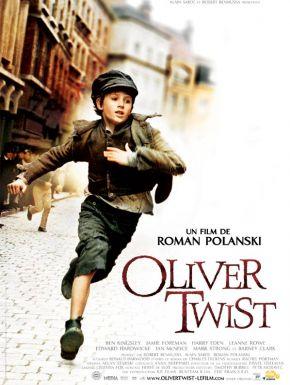 sortie dvd  Oliver Twist