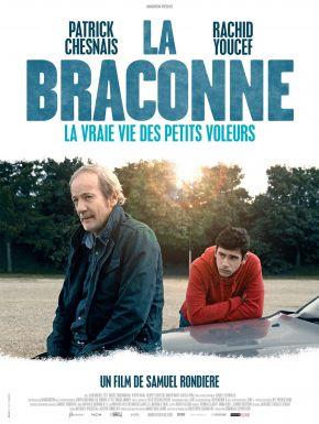 Sortie DVD La Braconne