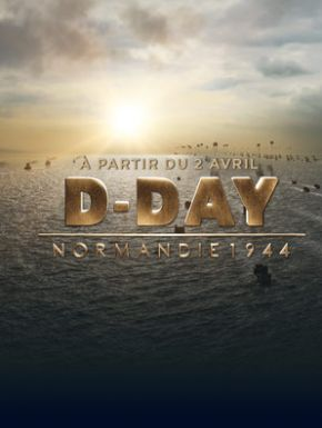 DVD D-Day, Normandie 1944
