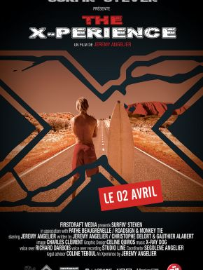 DVD Surfin'Steven – The X-perience
