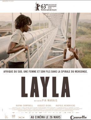 sortie dvd  Layla