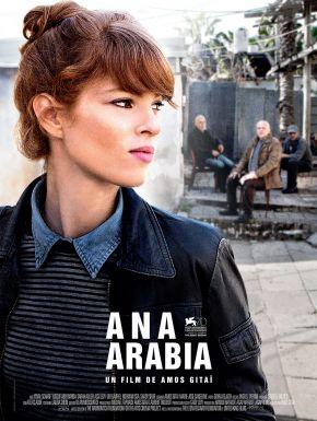 DVD Ana Arabia