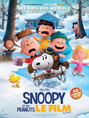 Jaquette dvd Snoopy Et Les Peanuts: Le Film