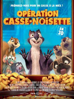 Sortie DVD Opération Casse-noisette