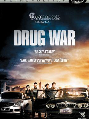 Drug War DVD et Blu-Ray
