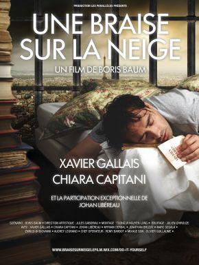 DVD Une Braise Sur La Neige