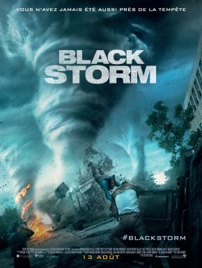 Black Storm DVD et Blu-Ray