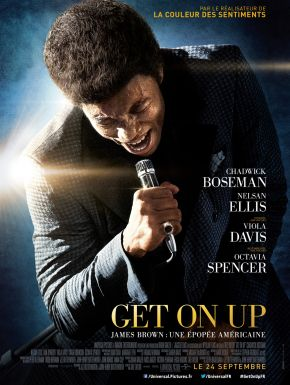 Get On Up La Légende du Parrain de la Soul: James Brown DVD et Blu-Ray