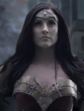 DVD Wonder Woman 2015