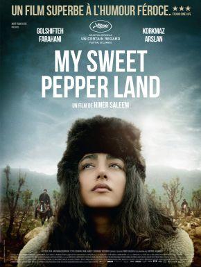 Sortie DVD My Sweet Pepper Land