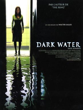 Jaquette dvd Dark water