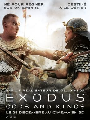 Sortie DVD Exodus: Gods And Kings