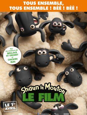 Jaquette dvd Shaun Le Mouton : Le Film