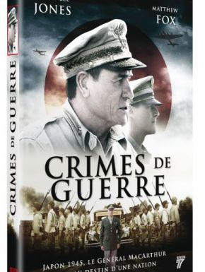 Crimes De Guerre DVD et Blu-Ray