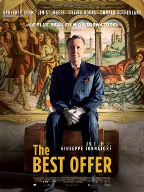 sortie dvd	  The Best Offer
