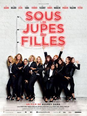 Sous Les Jupes Des Filles DVD et Blu-Ray
