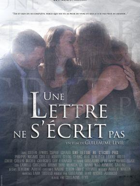 Sortie DVD Une Lettre Ne S'écrit Pas