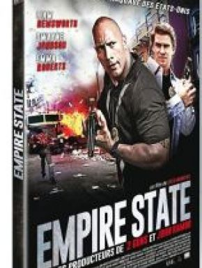 Jaquette dvd Empire State