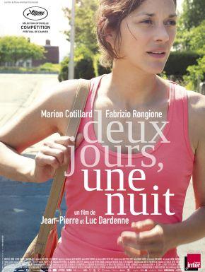 Sortie DVD Deux Jours, Une Nuit