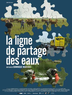 Sortie DVD La Ligne De Partage Des Eaux