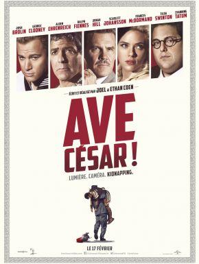 Jaquette dvd Ave César!