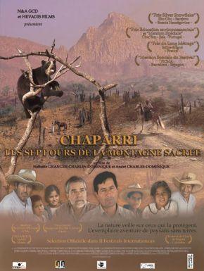 DVD Chaparri, Les Sept Ours De La Montagne Sacrée