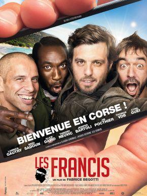Sortie DVD Les Francis