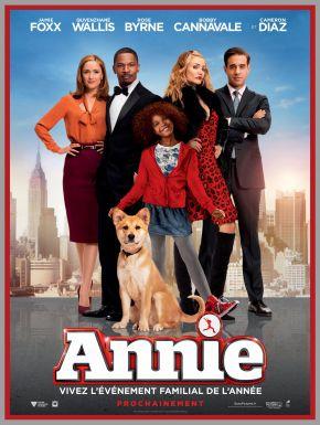 Annie DVD et Blu-Ray