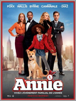 Jaquette dvd Annie